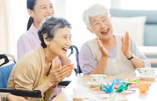 老人福祉施設 採用情報